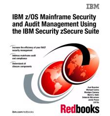 Zos Mainframes Securtiy and Audit management Security ZSecure.pdf