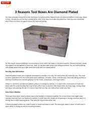 3_Reasons_Tool_Boxes_Are_Diamond_Plated__Mytee_Products.pdf