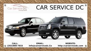 Town Car Service Washington DC.pptx