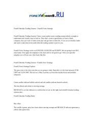 fratelli-intraday-trading-system.rtf