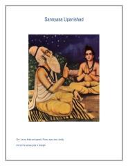 Sannyasa Upanishad.docx