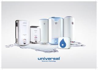Water heater catalogue .PDF