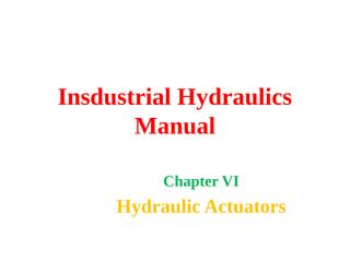 76.hydraulic actuators.pptx